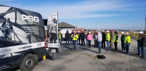 Pure Safety Group hosts safety training